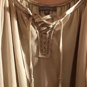 Dresses & Skirts - Beige dress🌸